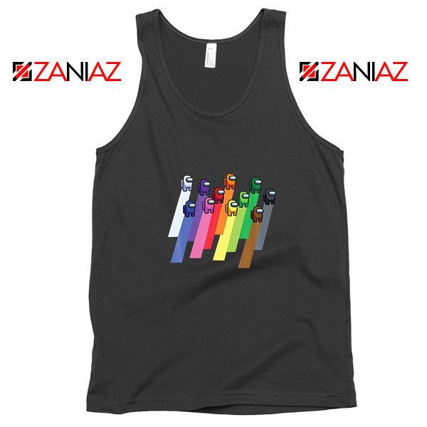 Among Us Imposter Tank Top