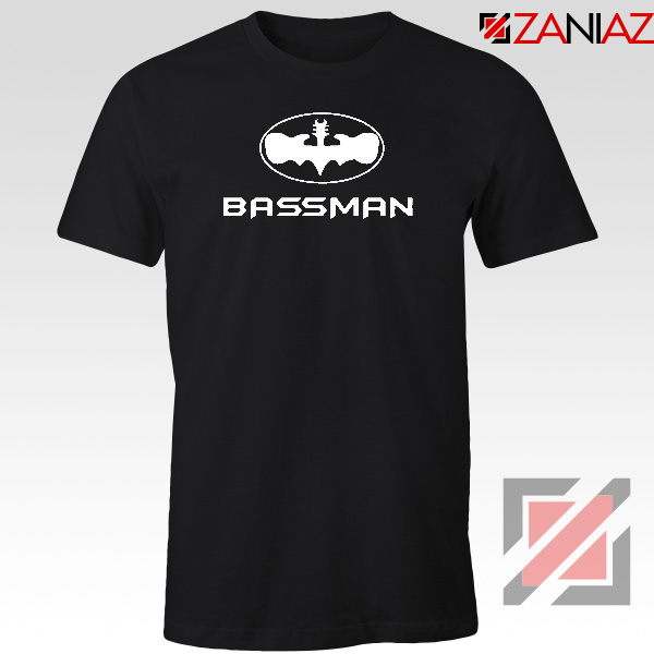 Bassman Guitarist Tshirt