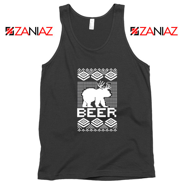 Bear Christmas Tank Top