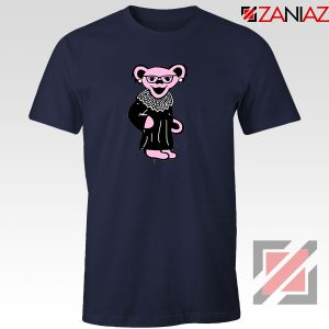 Bear Grateful Dead Navy Blue Tshirt