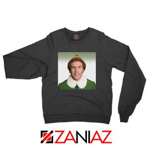 Buddy The Elf Black Sweatshirt