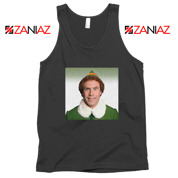Buddy The Elf Black Tank Top