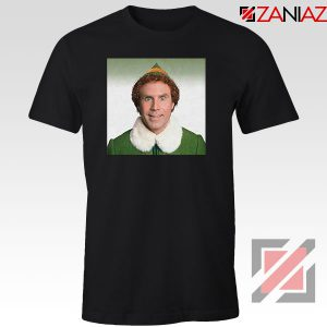 Buddy The Elf Black Tshirt