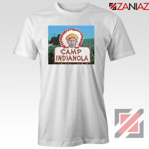 Camp Indianola White Tshirt