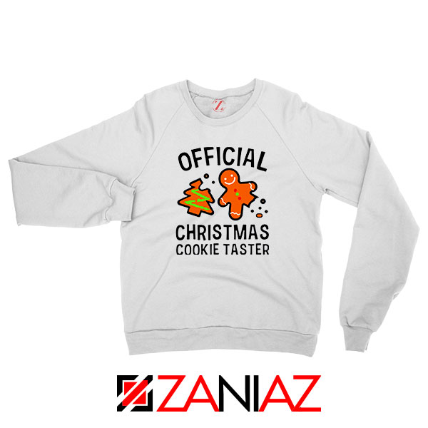 Christmas Cookie Taster Sweatshirt