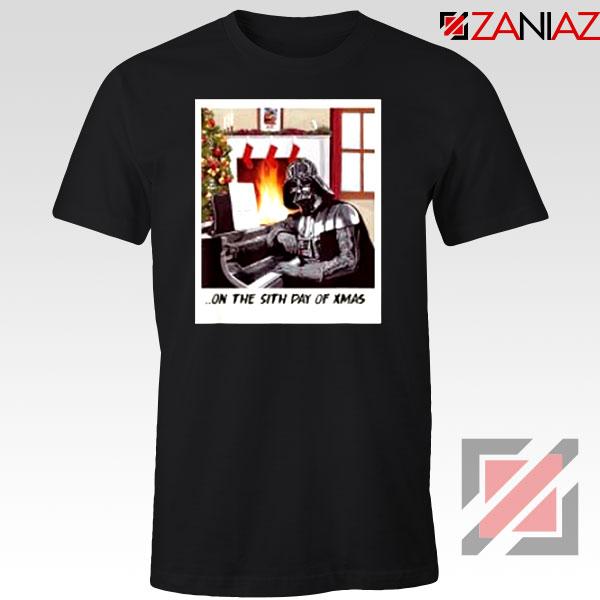 Darth Vader Sith Day of Xmas Tshirt