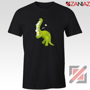 Dinosaur Reading Tshirt