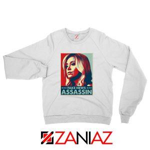 Fake News Assassin Sweatshirt