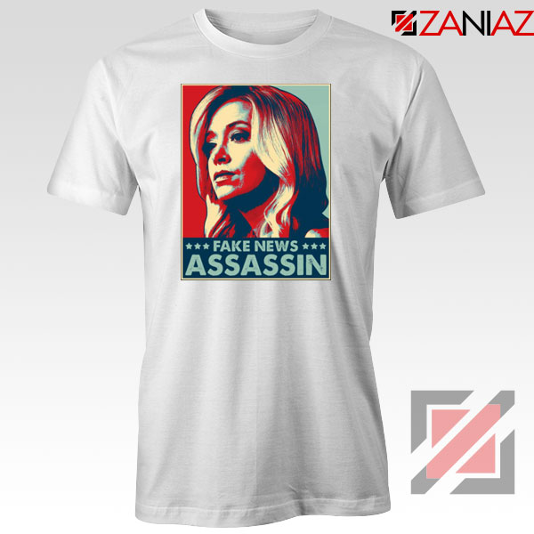 Fake News Assassin Tshirt