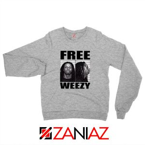 Free Weezy Sport Grey Sweatshirt