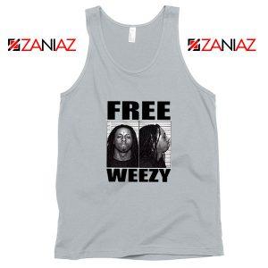 Free Weezy Sport Grey Tank Top