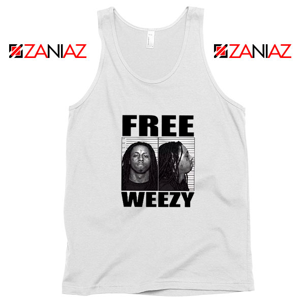 Free Weezy Tank Top
