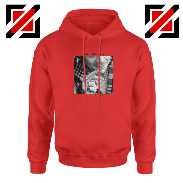 From The Dining Table Red Hoodie