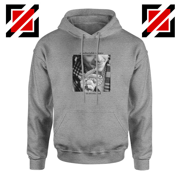 From The Dining Table Sport Grey Hoodie