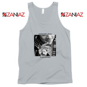 From The Dining Table Sport Grey Tank Top