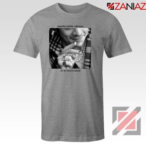 From The Dining Table Sport Grey Tshirt