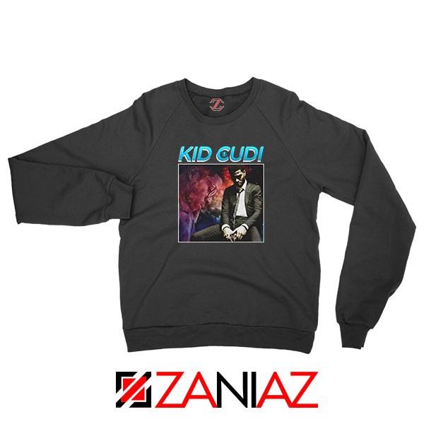 Kid Cudi Black Rap Sweatshirt