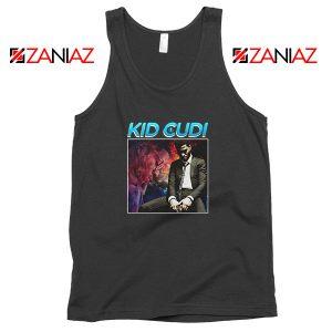Kid Cudi Black Rap Tank Top
