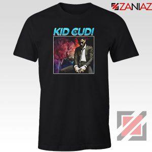 Kid Cudi Black Rap Tshirt