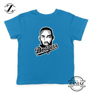 La Dodgers Kids Blue Tshirt