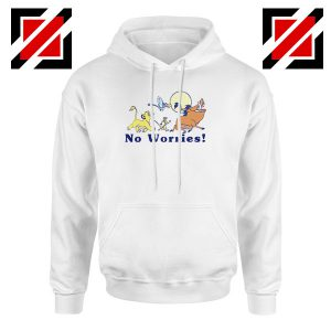 Lion King No Worries Hoodie