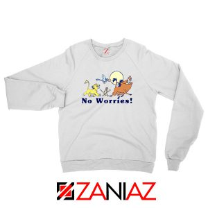 Lion King No Worries Sweatshirt