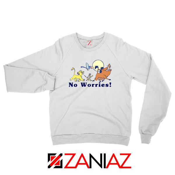 Lion King No Worries Sweatshirt