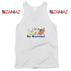 Lion King No Worries Tank Top