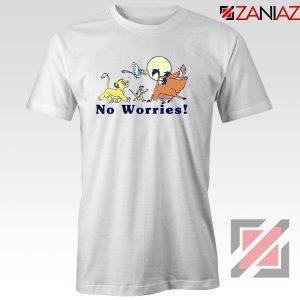 Lion King No Worries Tshirt