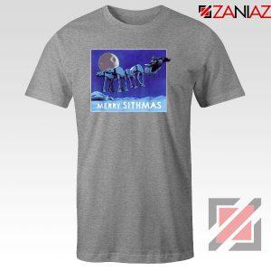 Merry Sithmas Sport Grey Tshirt