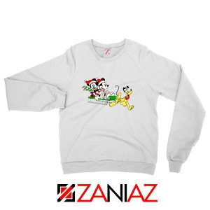 Mickey Minnie Pluto Sweatshirt