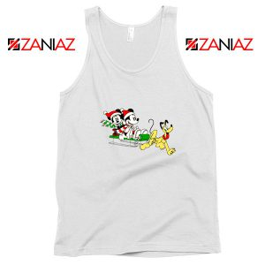 Mickey Minnie Pluto Tank Top