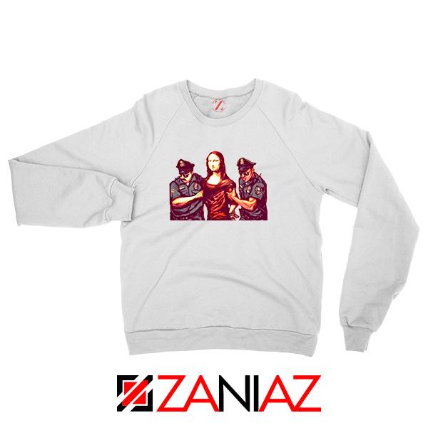 Mona Lisa Police Sweatshirt
