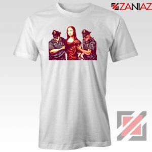 Mona Lisa Police Tshirt