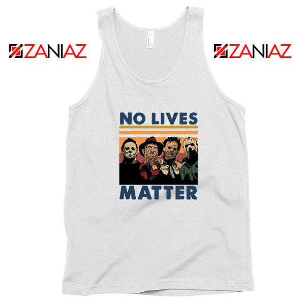 No Lives Matter Halloween Tank Top