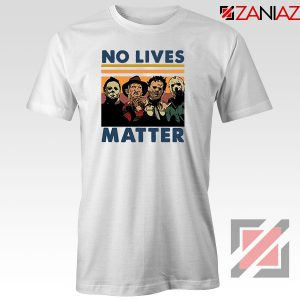 No Lives Matter Halloween Tshirt
