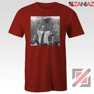 Obama Game Short Red Tshirt