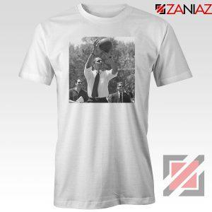 Obama Game Short White Tshirt