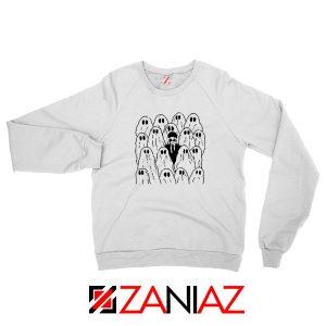 Phoebe Bridgers Ghost Sweatshirt