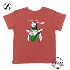 Pikolo Rick Kids Red Tshirt