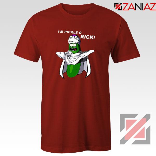 Pikolo Rick Red Tshirt