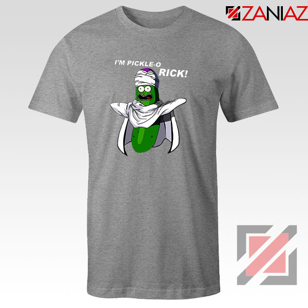 Pikolo Rick Sport Grey Tshirt