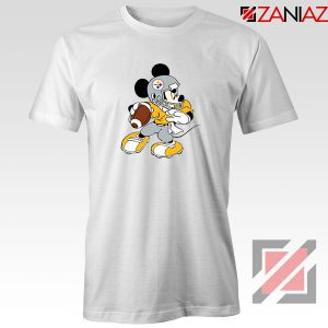 Pittsburgh Steelers Mickey Tshirt
