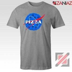 Pizza NASA Sport Grey Tshirt