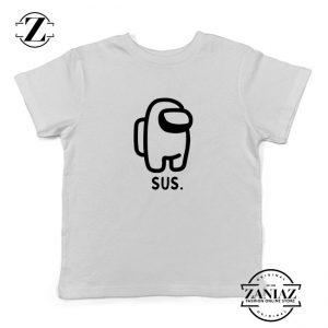 SUS Among Us Kids Tshirt