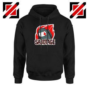 Sabotage Among Us Hoodie