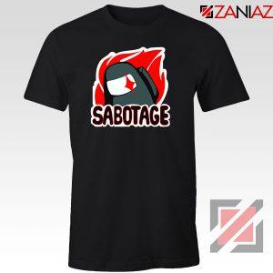 Sabotage Among Us Tshirt