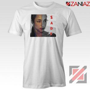 Sade Adu Musician White Tshirt