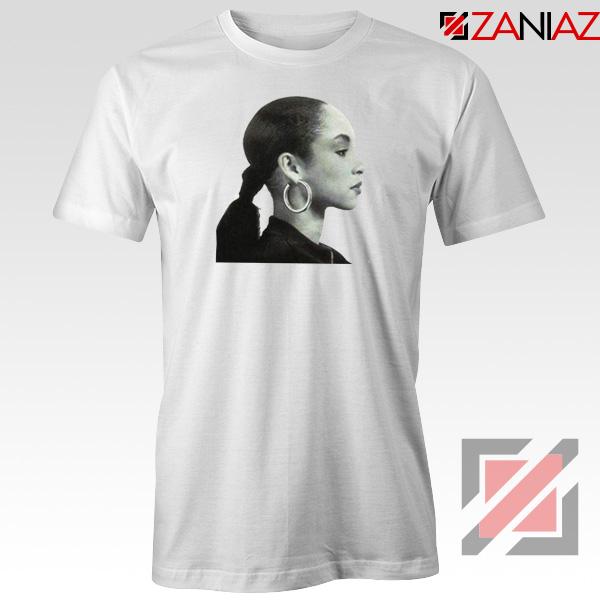 Sade Adu Singer Icon Tshirt