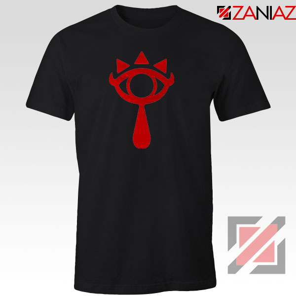Sheikah Eye Black Tshirt